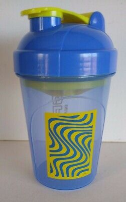 GFuel Energy Shaker Cup Pewdiepie Jr Sven Limited Edition 16 oz Blue Yellow