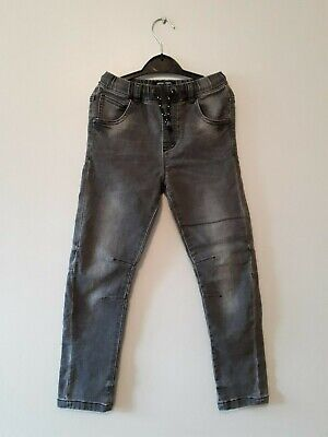 Next Boys Grey Jeans Age 5-6 Years