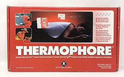 Battle Creek Thermophore Moist Electric Heating Pad Pack Model 056