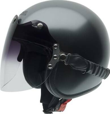 Nzi - Casque Moto, Scooter Jet - Rolling3 Duo - Anthracite Mat