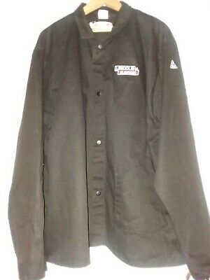 Lincoln Welder Jacket Flame Retardent Mens 3XXX
