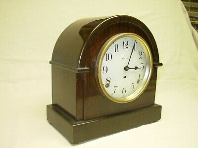 Beautiful Vintage Seth Thomas Beehive Style Shelf Mantle Clock