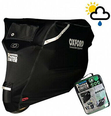 YAMAHA YZF1000 THUNDERACE Oxford Protex Stretch Waterproof torbke Cover Black