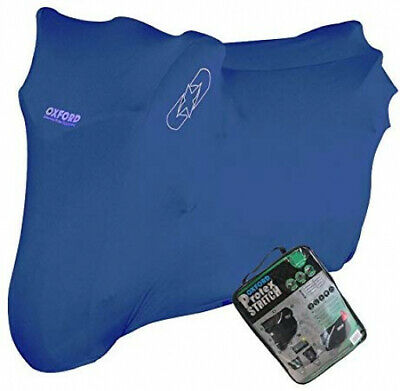 R80RT Oxford Protex Stretch torcycle Breathable Dust Cover torbke Blue