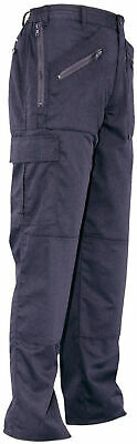 Portwest Unsex Adult S687NARS Regular Trouser - Blue, Small