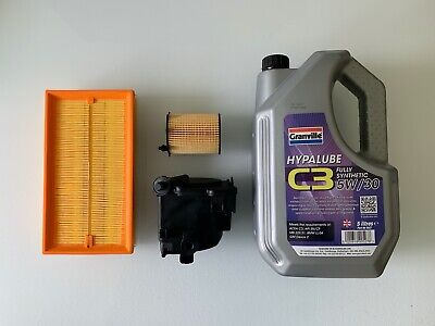 FITS MINI COOPER/ONE 2007-2010, 1.6 HDi DIESEL ENGINE, SERVICE KIT INCLUDES OIL