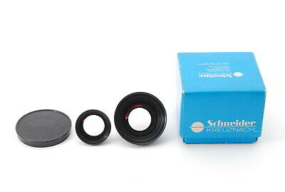 【MINT BOXED】Schneider Symmar-S 150mm F5.6 MC Front & Rear Lens from Japan 432