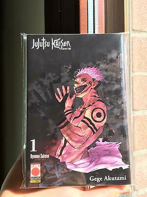 Jujutsu Kaisen - Sorcery Fight N° 1 Variant Cover Esclusiva Lucca Comics 2019