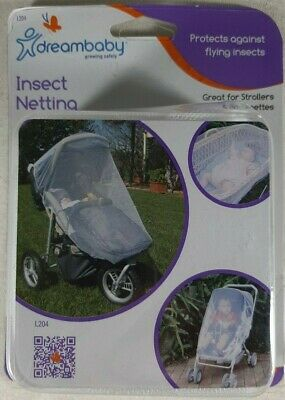 Dreambaby Insect Bug Netting for Strollers, Play Yards, Carriers, and Travel 1