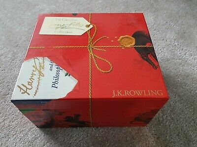 The Complete Harry Potter Collection Boxed Set By J. K. Rowling - New