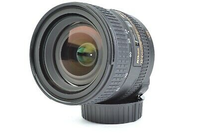 Nikon AF-S NIKKOR 24-85mm f/3.5-4.5 G ED VR SWM IF Aspherical Zoom Lens #L7454