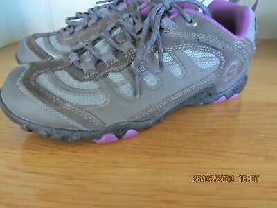 Hi-Tec Ladies Penrith Low Waterproof Walking Shoes boots Hiking Trail Trainers