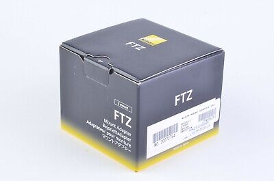 New Nikon Ftz Z Mount Adapter (Brand New - Usa Item - Never Used)