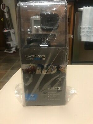 GoPro HERO 3 Silver Edition NEW SEALED