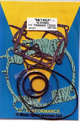 Top End Dichtungssatz Yamaha YZ250 YZ 250 1995-1996