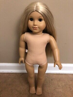 American Girl Doll Historial Character Julie Albright 2007
