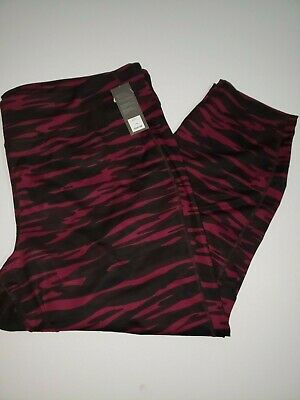 Old Navy Womens Plus Size 4X Active Workout Pants Go Dry