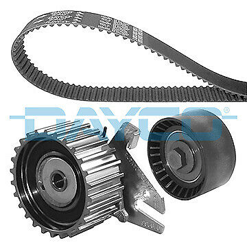 ALFA ROMEO 145 930.A5 2.0 Aux Belt Idler Pulley 95 to 01 Guide Deflection INA