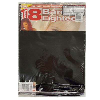 Barely 18 Finest Collection Eighteen Issue 121 Magazine W18
