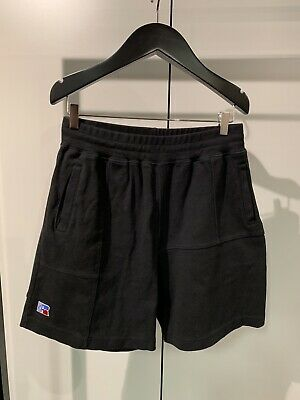 KITH x RUSSELL shorts Size Small In Black Tapshoe