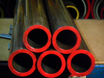 "E0184 Dom Round Steel Tube  2.500"" Od  X  2.125  Id  (.187 Wall)   13.50""  Long"