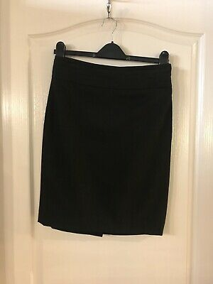 The Limited Black Collection Skirt Womens Size 2 Black Pencil Skirt Career