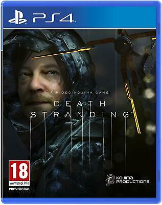 Death Stranding PS4 New Sealed