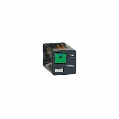Schneder Electrc RUMC31JD Unversal Relay 3CO 10A 12V, 3Co 10A Relay Cyl 12Dc