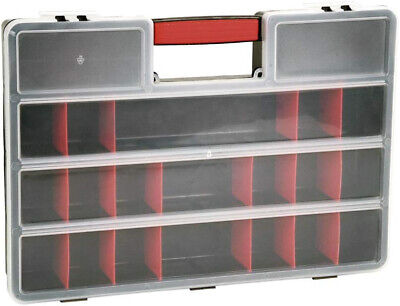 CoFan 09400226 ? 21 Compartments Plastc Case, 46 x 32 x 8 cm