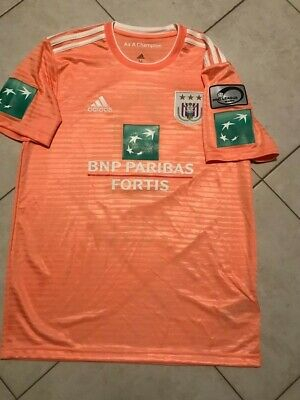 Anderlecht Pro League 18/19 ,- Match Issued Shirt