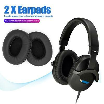 1 Pair Replacement Ear Pads for Sony MDR-7506 MDR-V6 MDR-CD 900ST Headphone UK