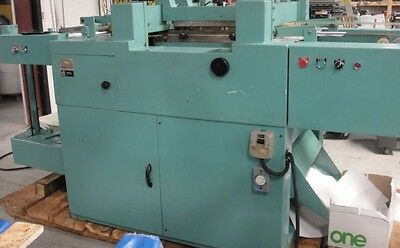 Lhermite EX 360 Automatic Punch, Video Link In Description, Price Reduced