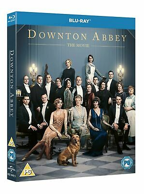 Downton Abbey the Movie [Blu-ray]