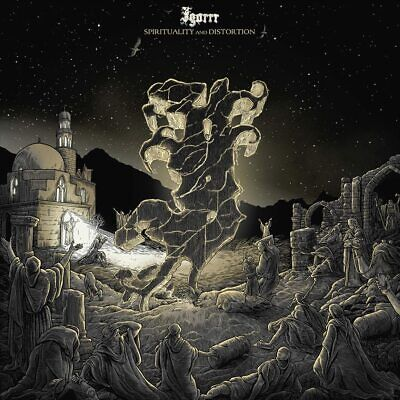 Igorrr - Spirituality And Distortion CD #131979 V