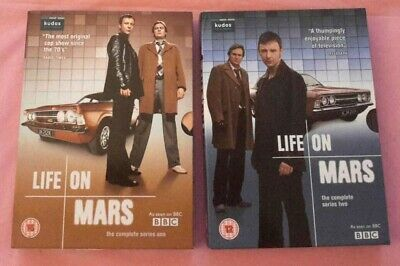Life On Mars Complete Series One & Two