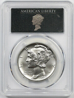 2017 American Liberty Palladium Eagle High Relief $25 MS 70 PCGS First Day Issue