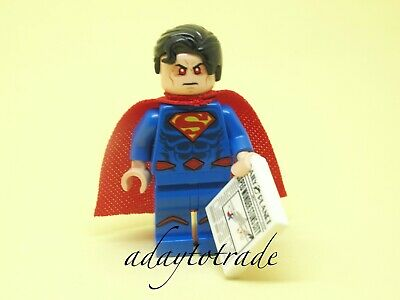 LEGO DC Super Heroes Mini Figure Series - Superman 71026-7 COLSH07 RBB