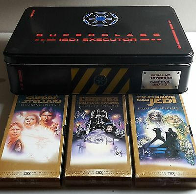 "Box Originale ""Star Wars - Superclass ISD: EXECUTOR"" (Tiratura Limitata) (1995)"