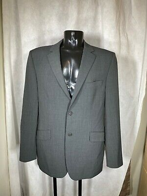 Ted Baker Mens Wool Blend suit Jacket 42R Elevated Stretch
