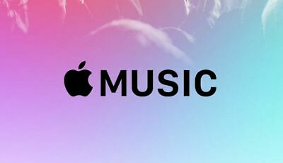 Apple music for 3 months (Family plan 6 users) woldwide fast delivery