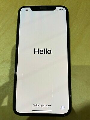 Apple iPhone XS - 256 GB - Space Grey (Activation Lock)