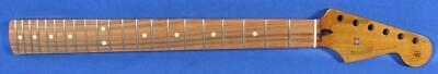 Fender Roasted Maple Stratocaster Strat Genuine Replacement Electric Guitar Neck