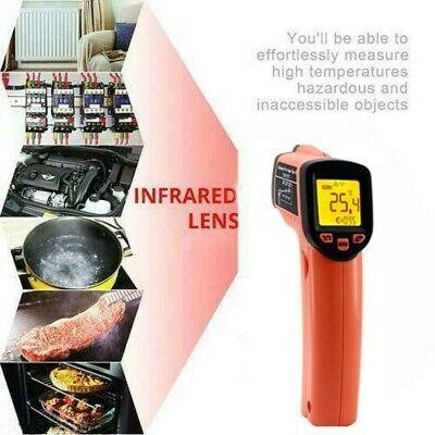 Hot Non-Contact LCD IR Laser Infrared Digital Temperature Thermometer Gun