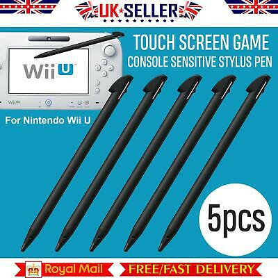 5 x Stylus Pen Touch For Nintendo DS NDS Lite DSL Keep Screen Scratch Free Black