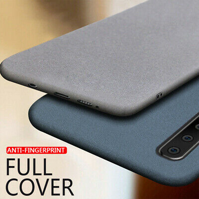 Sandstone Matte Slim Soft Case Cover For Huawei P30 P20 Lite Mate 30 20 Nova 5T