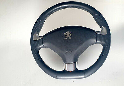 Peugeot RCZ steering wheel leather BRAND NEW condition no airbag