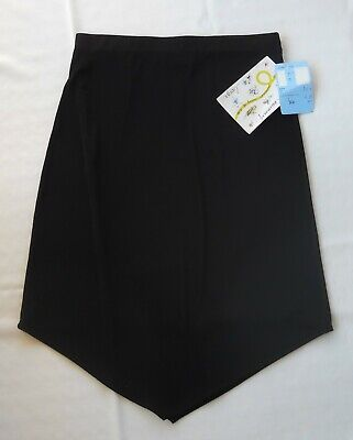 New with Tags No appt necessary Skirt Size L Nordstrom, Stretch Hi Lo, Black
