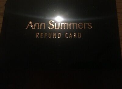 Ann Summers Gift Card Of 50£
