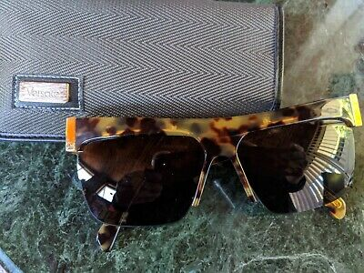 Gianni Versace Vintage Sunglasses Mod.399 Col.961At Made In Italy