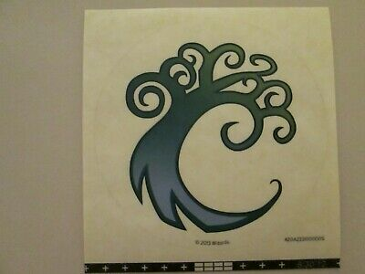 laptop car Magic The Gathering Guilds of Ravnica Simic Decal for Your deck box